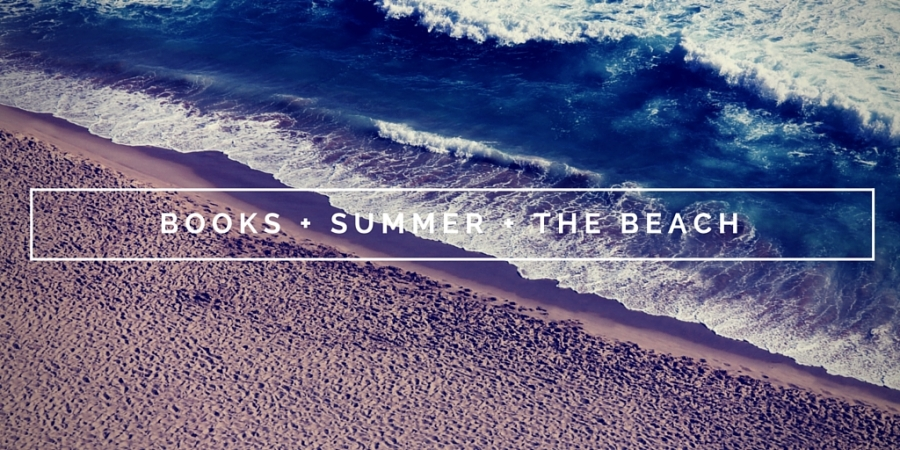 Books + Summer + The Beach